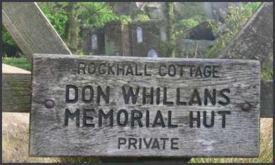 The Don Whillans Memorial Hut